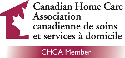 Canadian Home Care Association Logo